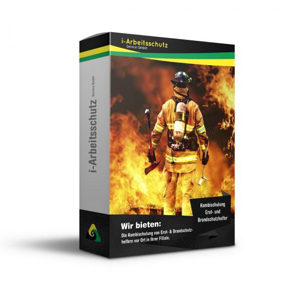 Kombischulung Erst- und Brandschutzhelfer
